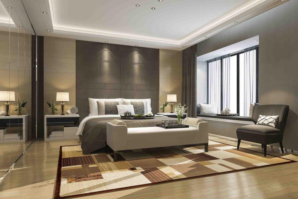 Tappeti per hotel Milano
